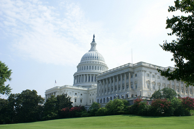 Capitol, Waszyngton DC, USA
