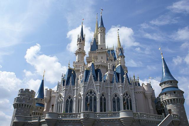 Magic Kingdom Orlando Cinderella Castle